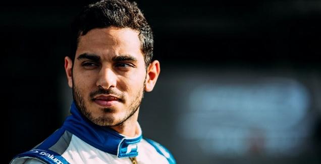 רוי ניסני (Malcom Griffiths/FIA Formula 2)