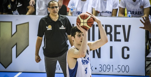 דני אבדיה זורק (FIBA)
