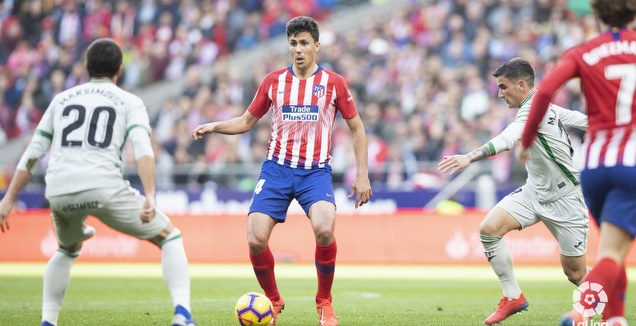 רודרי עם הכדור (La Liga)