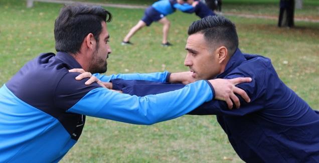 ערן זהבי ועומרי בן הרוש (ההתאחדות לכדורגל)