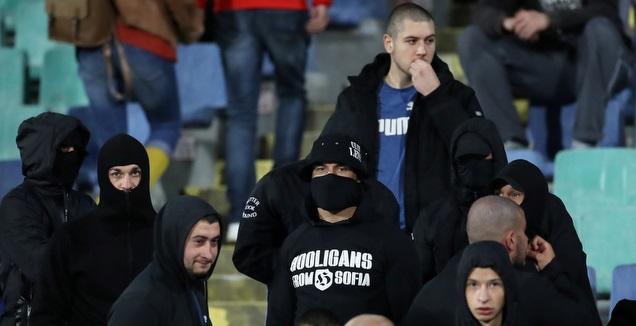 אוהדי נבחרת בולגריה (רויטרס)