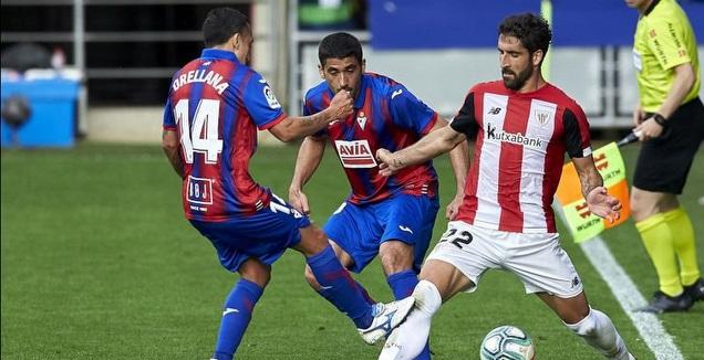 ראול גארסיה מול פביאן אוריאנה (La Liga)