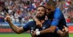 אופי של אלופה: צרפת גברה בביתה 1:2 על הולנד