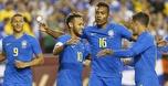 0:5 מוחץ לברזיל, 0:0 לארגנטינה עם קולומביה