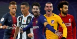 האפשרויות: ברצלונה מול ליברפול, ריאל - יונייטד