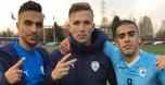 0:3 גדול לנבחרת הנוער על שווייץ, צמד לקארצב