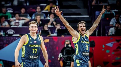 דראגיץ' ודונצ'יץ' בטירוף (FIBA) (מערכת ONE)