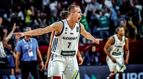 קלמן פרפליץ' חוגג (FIBA)