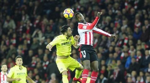 איניאקי וויליאמס נוגח (La Liga)