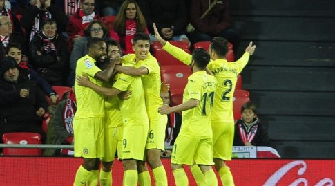 ויאריאל חוגגת (La Liga)