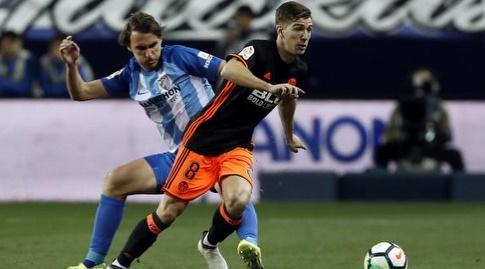 לוסיאנו וייטו עם הכדור (La Liga)