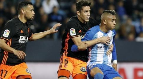 גבריאל פאוליסטה ופרנסיס קוקלן מגנים (La Liga)