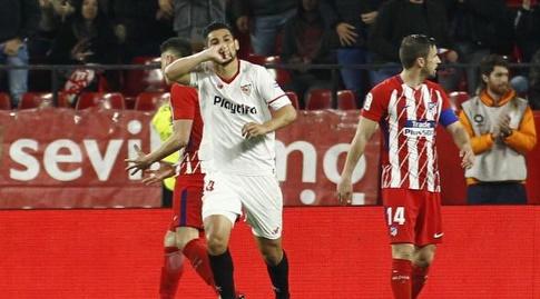 נוליטו לאחר כיבוש השער (La Liga)