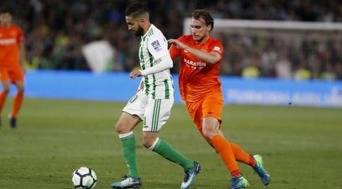 ריאד בודבוז מול איגנזי מיקל (La Liga)
