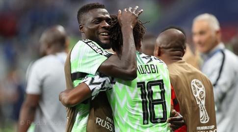 ג'ון אוגו ואלכס איוובי. לאן תגיע ניגריה בטורניר? (רדאד ג'בארה)