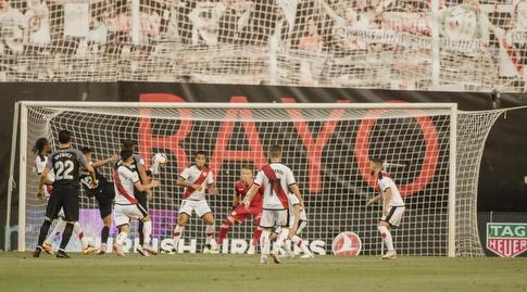 אנדרה סילבה מבקיע את השלישי (La Liga)