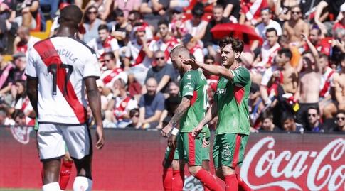 איבאי גומס חוגג (La Liga)