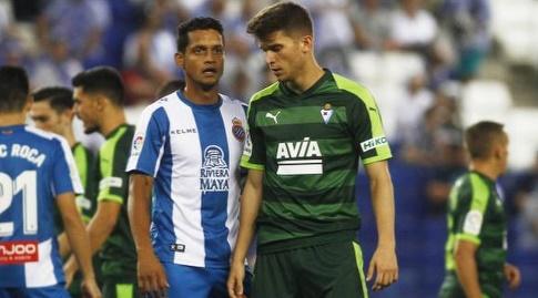 רוברטו רוסאלס שומר על מאר קארדונה (La Liga)