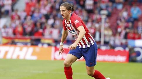 פליפה לואיס עם הכדור (La Liga)