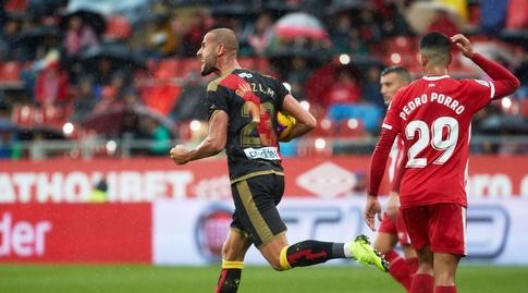 אלכס גאלבס חוגג (La Liga)