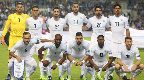 שחקני נבחרת ישראל. ימשיכו לנדוד בין אצטדיונים? (רדאד ג'בארה)