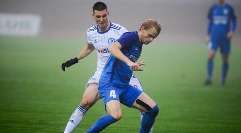 אורוש ניקוליץ' (בלבן) (הפייסבוק הרשמי של דינמו מינסק)