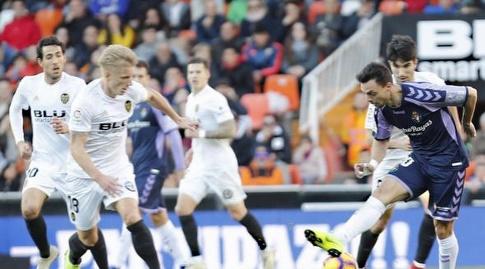 דניאל ואס מול אוסקר פלאנו   (La Liga)