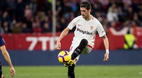 סרחיו אסקודרו עם הכדור (La Liga)
