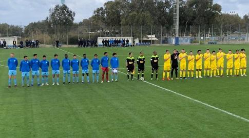 נבחרת ישראל נגד נבחרת אוקראינה (מערכת ONE)