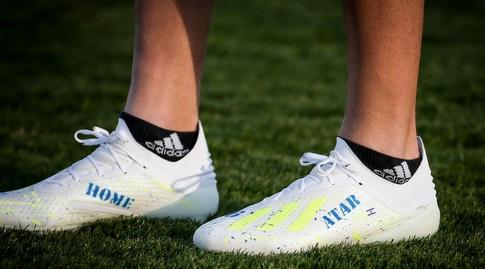 הנעליים החדשות (רמי גרידיש, באדיבות אדידס)