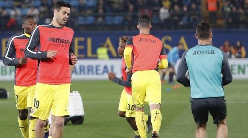 שחקני ויאריאל. יפתיעו? (La Liga)
