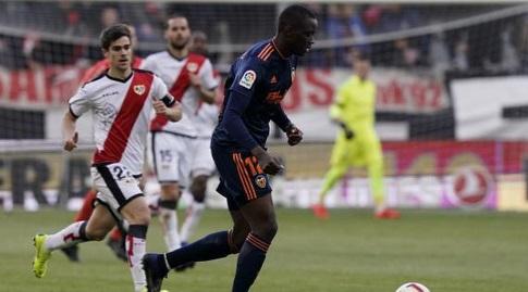 מוחטאר דיאקבי בפעולה (La Liga)