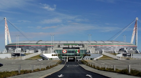 אצטדיון אליאנץ בטורינו (רויטרס)