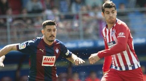 מוראטה בפעולה (La Liga)