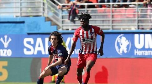 תומא למאר בפעולה (La Liga)