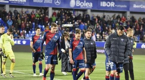 שחקני ווסקה בסיום (La Liga)