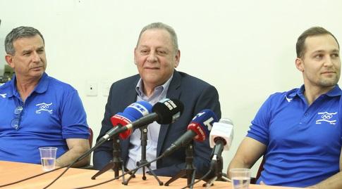 אלכס שטילוב, יגאל כרמי ודני אורן (שחר גרוס)