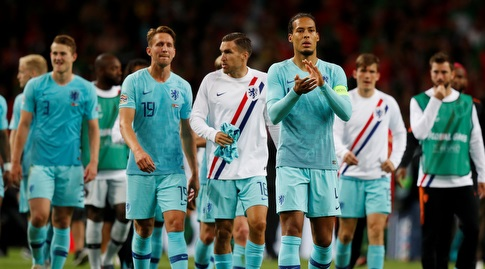 ההולנדים מאוכזבים בסיום (רויטרס)