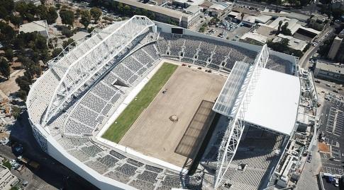 אצטדיון בלומפילד - 13.8 (רדאד ג'בארה)
