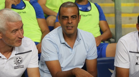 גיא לוזון. קיבל חיזוק מהליגה השנייה בפורטוגל (שחר גרוס)