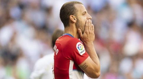 רוברטו סולדאדו מאוכזב (La Liga)