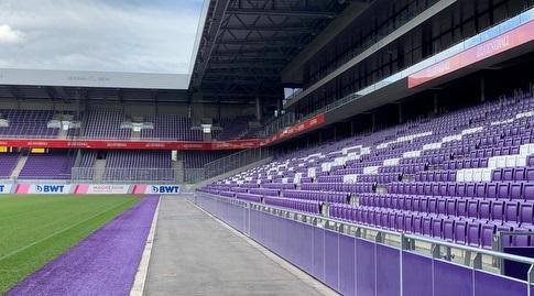 האצטדיון של אוסטריה וינה (אסי ממן)