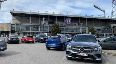 מתחם האצטדיון של אוסטריה וינה (אסי ממן)