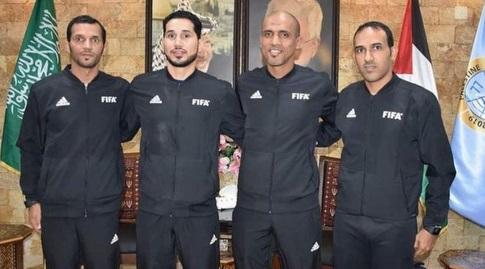 שחקני נבחרת ערב הסעודית (אינסטגרם)