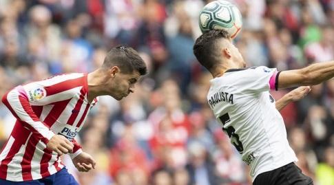 גבריאל פאוליסטה נוגח (La Liga)
