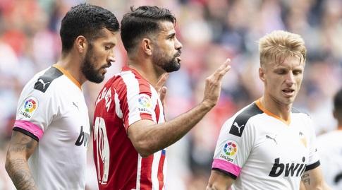 ואס, קוסטה וגאראי (La Liga)