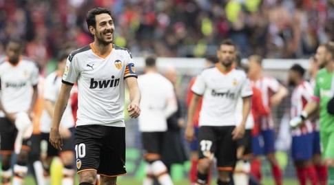 דני פארחו מאושר בסיום (La Liga)