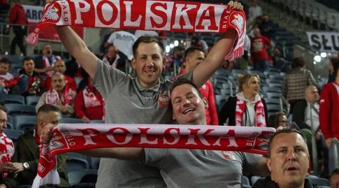 אוהדי נבחרת פולין (אורן בן חקון)