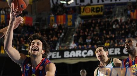ברצלונה כבר עם מאזן 26-2 בראשות הטבלה (GettyImages)
