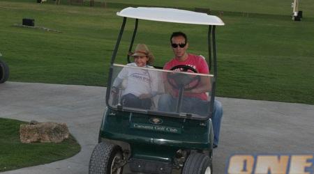 קטש מראה ביצועים על רכב הגולף (גיא איזנר)